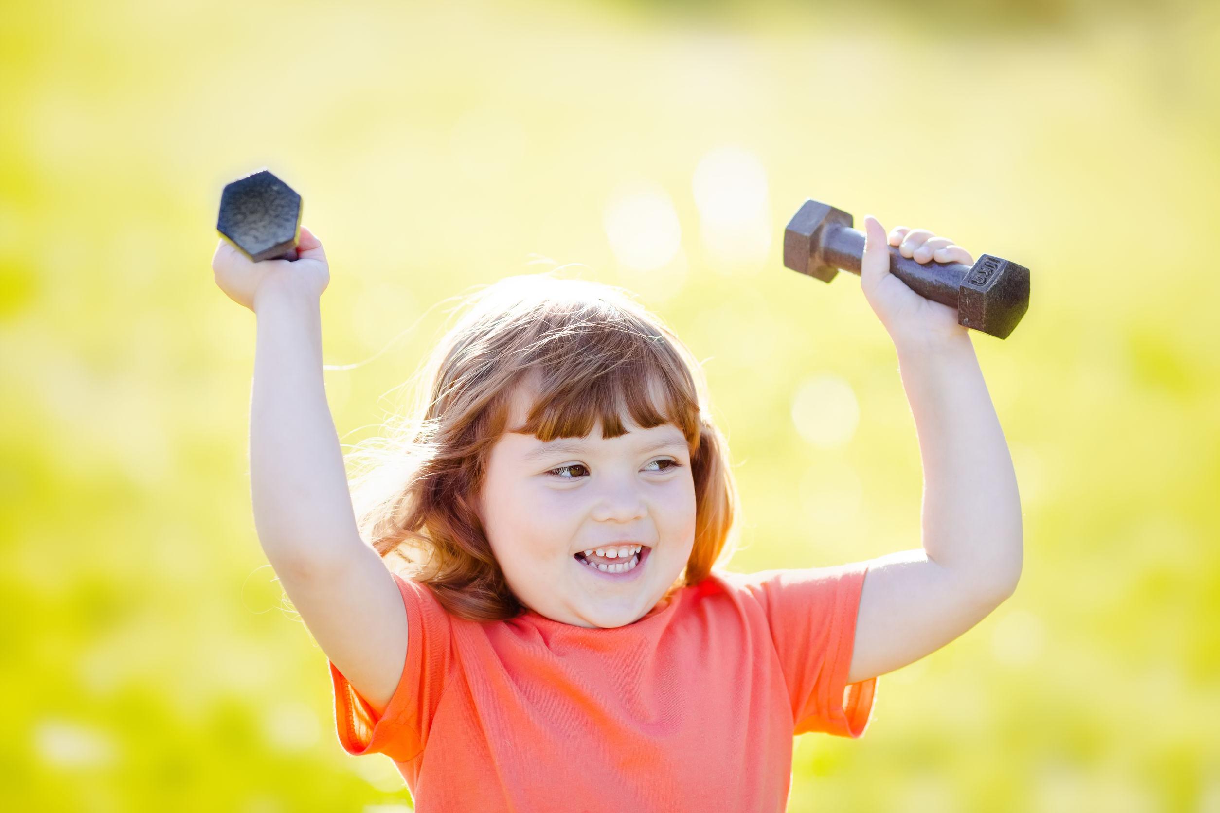 Hanteln für Kinder: Test & Empfehlungen (10/21)